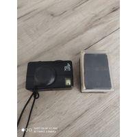 Фотоаппарат Агат  + Фотовспышка состояние новое.