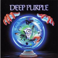 Deep Purple - Slaves And Masters (1990, Audio CD, фирменный, made in Germany)