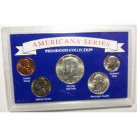 Набор монет США 3.
