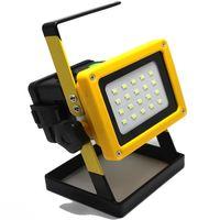 Прожектор светодиодный аккумуляторный (20 LED)