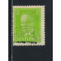 Эстония Респ 1936 К.Пятс-государственный протектор #114