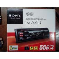Автомагнитола Sony DSX-A35U (высокое качество звука)