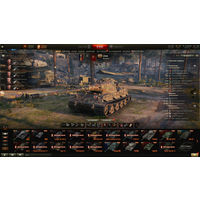 Аккаунт World of Tanks (10 премиум танков VIII уровня)