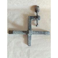 Железяка со струбциной Подставка паяльника для полипропилена
