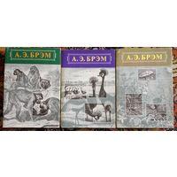 Альфред Эдмунд Брэм. Жизнь животных (комплект из 3 книг)