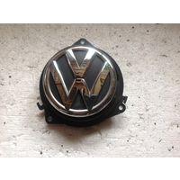 VW Passat B6,CC,Golf 6,7  Замок крышки багажника (с микровыключателем) 3C5827469