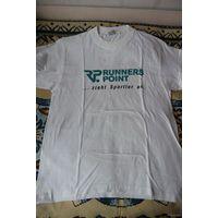 Мужская майка (футболка) белого цвета, р. L (Германия)