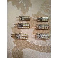 LED - лампочки 12v G4