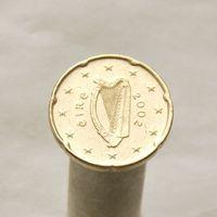 Ирландия 20 евроцентов 2002