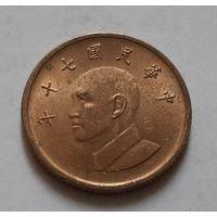 1 доллар 1981 г. Тайвань