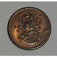 Финляндия, 1 Пенни 1919 (80)