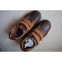 Туфли кожаные фирмы Hush Puppies размер 31