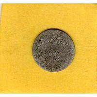 5 грошей 1819 IB