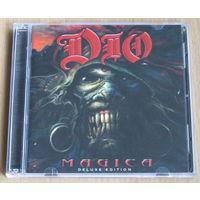 Dio - Magica (2000, 2 x Audio CD, ремастер 2013 года)