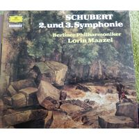 Шуберт Schubert2 and 3