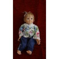 Кукла коллекционная, авторская работа,клеймо,лимитированная серия