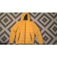 Желтая мужская куртка фирмы Твое, р.50 (L)