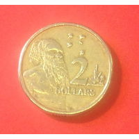 Австралия, 2 доллара 1988г.