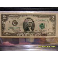 "2 доллара США 1976 года ""Н"""