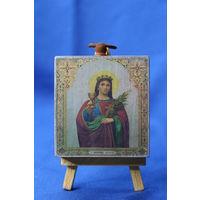 Икона Св. Великомученица Варвара.
