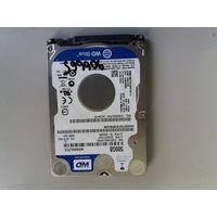 """Жесткий диск для ноутбуков 2.5"""" SATA 500Gb WD WD5000LPCX (906665)"""
