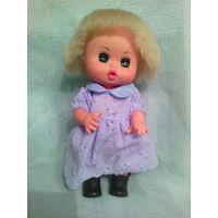 Винтажная итальянская кукла FIBA 70е годы.Клеймо.