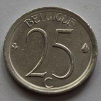 Бельгия, 25 сантимов 1970 г. 'BELGIQUE'