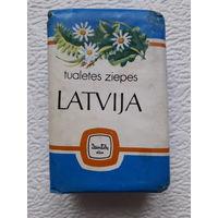 """Мыло туалетное """"Латвия"""",Рига,СССР"""