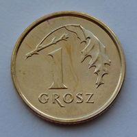 Польша 1 грош. 1995