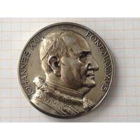 Медаль  Ватикан, большая.