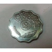 Ирак 5 филсов 1975