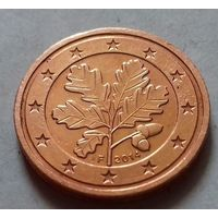 2 евроцента, Германия 2014 F