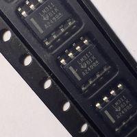 LM311DR ((цена за 9 штук)) Дифференциальный компаратор со стробированием. LM311 LM311D