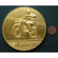 Настольная Медаль Минск Ралли