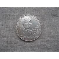 Италия 5000 лир Серебро 1997 год 300-летие со дня рождения Каналя