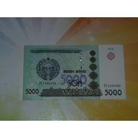 Узбекистан 5000сом