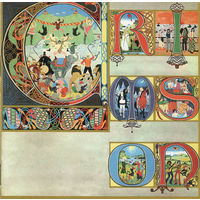 King Crimson - Lizard (1970, Audio CD, ремастер 2000 года)