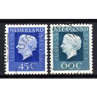 1972 Нидерланды. Королева Юлиана