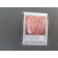 Албания 2004 живопись