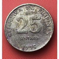 10-07 Филиппины, 25 сентимо 1995 г.