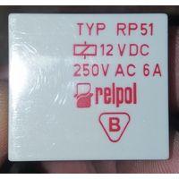 Реле электромагнитное RP-51 (Relpol)