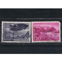 Лихтенштейн 1959 Пейзажи Стандарт #381-2
