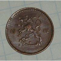 Финляндия 25 Пенни 1942 (15)