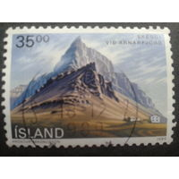 Исландия 1989 гора Скегги