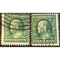 ЦІКАВІЦЬ АБМЕН! 1908 WASHINGTON 1 цэнт