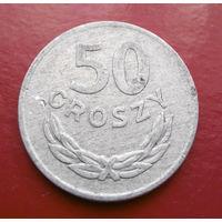 50 грошей 1973 Польша #04
