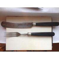 Вилка и ножик немецкие по ПМВ
