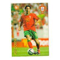 Футбольная карточка Руй Кошта Евро 2004