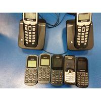 Nokia 2626 и Samsung E1200