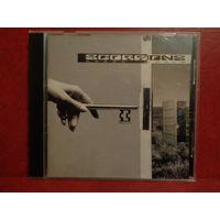 CD  -SCORPIONS -CRAZY WORLD